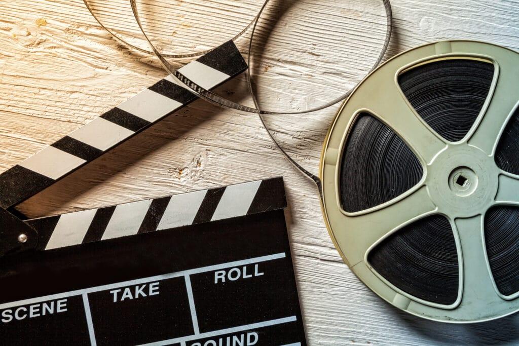 Sprachen lernen mit Filmen